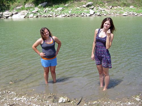 Casey & Stephanie