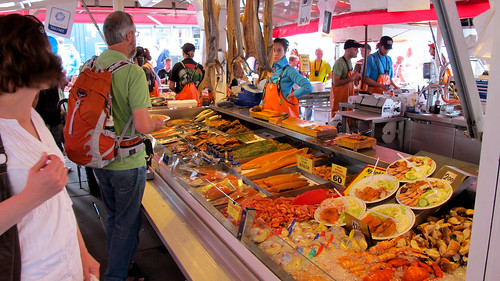 Fish Market - Bergen, Norway