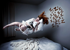 Science of Sleep (Severine.) Tags: sleeping night fly flying sleep dream levitation rr dreaming explore nighttime tired frontpage selfportraiture sleeptime zzzs dreamlikestate levitate inception scienceofsleep severinearend