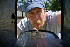 """""""Mail Call"""" retouched (Pat Glennon) Tags: selfportrait mailbox mail 365129"""
