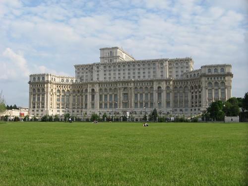 Palácio Parlamentar, Bucareste, Roménia