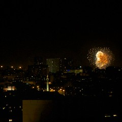 Bastille at Bastille Day ;) (Mr MAMAZ) Tags: paris nikon fireworks bastille bastilleday 14juillet feuxdartifice d90
