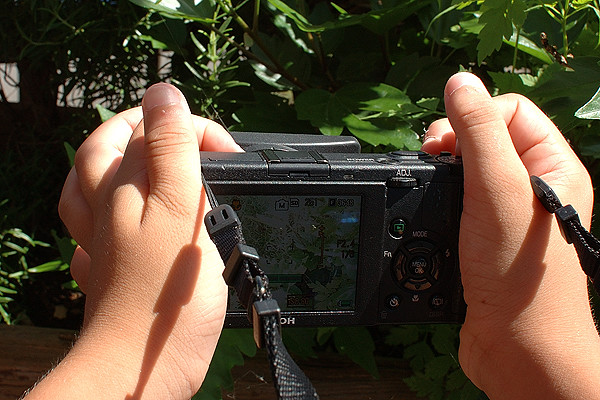 カメラで撮影しよう!