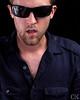258:365 - Accidental workout (Caleb Kerr) Tags: portrait blackbackground self beard exercise shades tired sweat 365 workout alienbee plm project365 sunglassesreflection b800 strobist abr800 paulcbuff headshotpractice paraboliclightmodifier oakleyantix extraordinarilymassivesoftbox