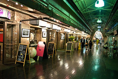 Chelsea Market by Anne Helmond, on Flickr