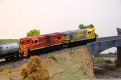 G12 Hobbytec RFFSA (Daniel Torres ) Tags: railroad model atlas ho g12 emd ferromodelismo frateschi hobbytec