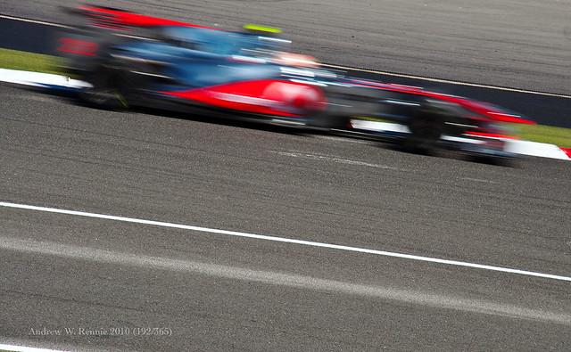 Lewis Hamilton (192/365)