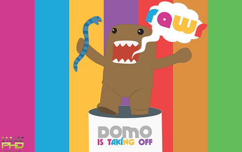 domo kun wallpaper. Domo-Kun Wallpaper