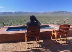 View From Elandsberg Cottage, Tankwa Karoo