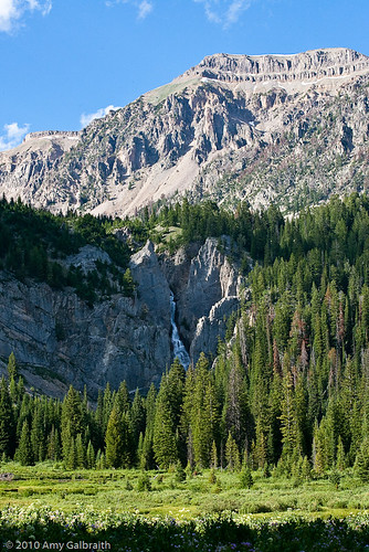 Palmer Peak & Shoal Falls