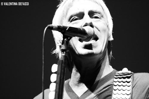 Paul Weller live @ Traffic Festival - Venaria Reale (TO)