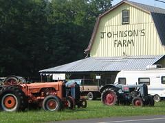 Roadside NY farms