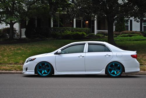 Tiffany Teal Blue wheels on black IS (or any Lexuses) - Club Lexus ...