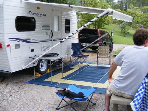 Melton Hill Dam Campground 4810413312_9ffc398c23
