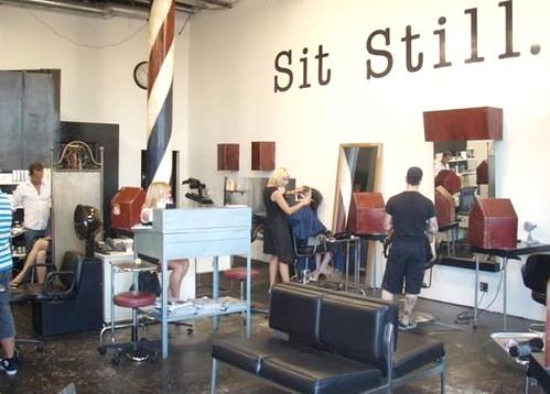 Sit Still Salon