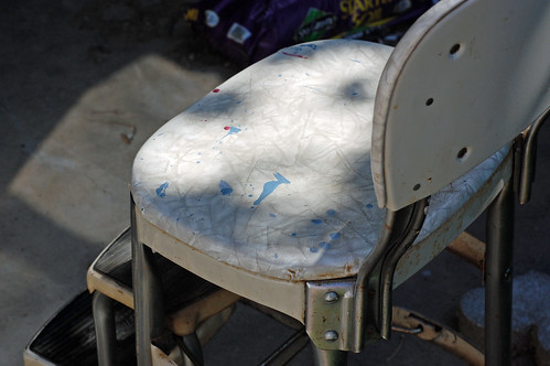 Chair #1 Before 02