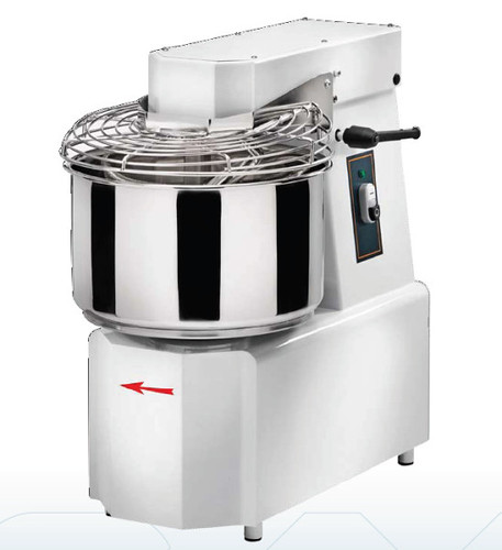 Gam International DOUGH SPIRAL MIXERS WITH LIFTABLE HEAD