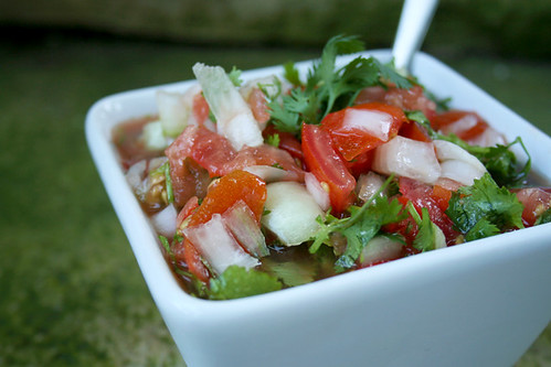 roosters beak pico de gallo literally translates to roosters beak ...