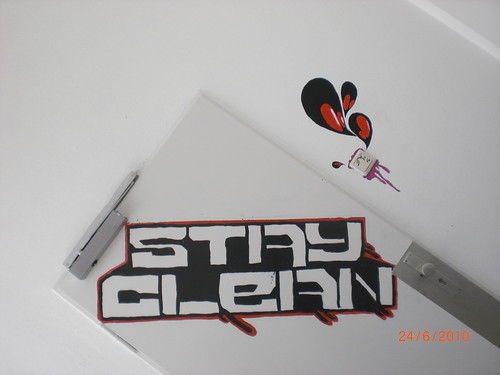 `Stay Clean´