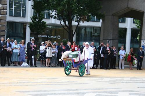 19 - c1920 Smithfield Bumaree's Handcart