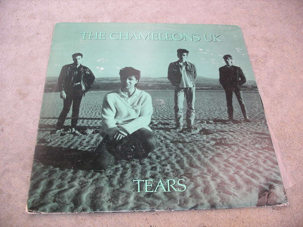 The Chameleons UK Tears