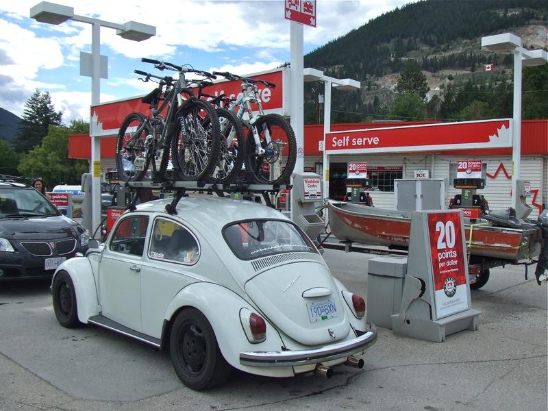 beetle 1958 1967 view topic bike rack