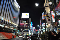 DSC_5866.jpg (ntstnori) Tags: tokyo ginza illumination christmastree billboard  chuo