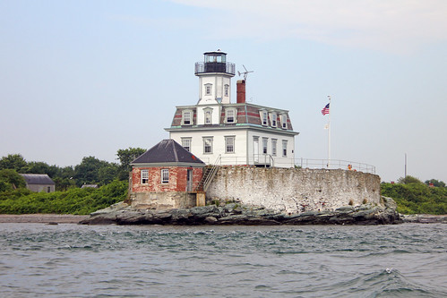 Rose Island Lighthouse, Rhode Island