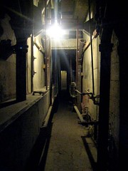 Nightmair. (Average joe's pictures) Tags: light tunnel alcatraz photraphy