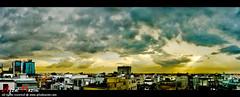 Sunset ! (Afzal || Nazim ( www.afzalnazim.com )) Tags: sunset panorama lumix nikon dhaka bangladesh hdr d90 gh1 d80 uttara
