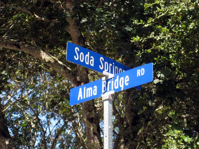 Soda Springs/Alma Bridge