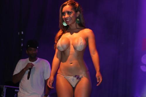 Hot Import Nights . Bikini Contest