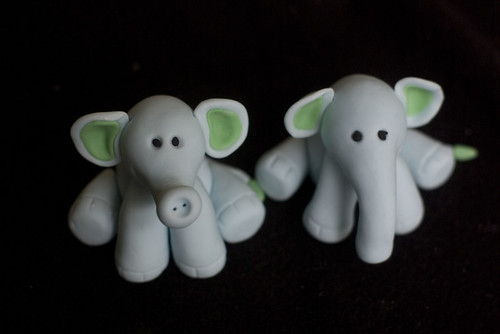 elephant toppers