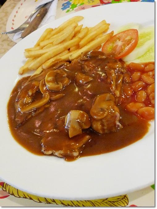 Chicken Au Chambertin