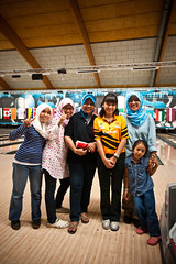 BWYC 2010 // Fatin Syazliana with supporters