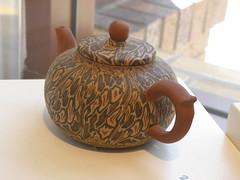 P7240215 (Ant Ware) Tags: art ceramic ceramics hand handmade made clay pottery teapot yixing risha