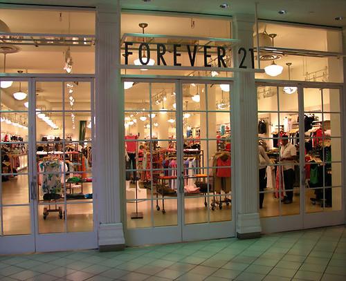 NY - Forever 21