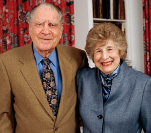 Eric and Evelyn Newman