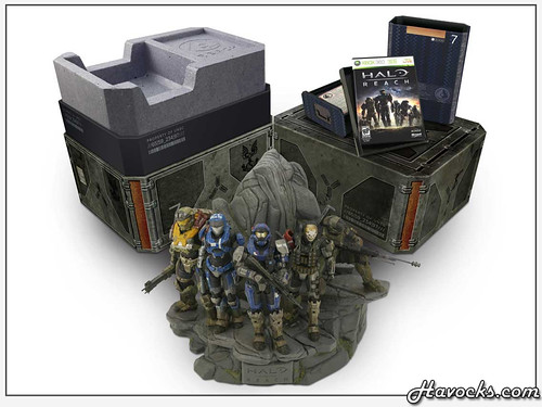 Halo Reach Legendary Edition - 01