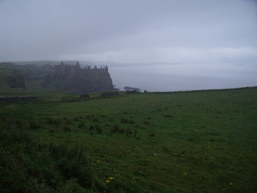 Dunluce Castle North Ireland