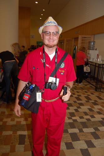 Comic Con 2010: Rusty