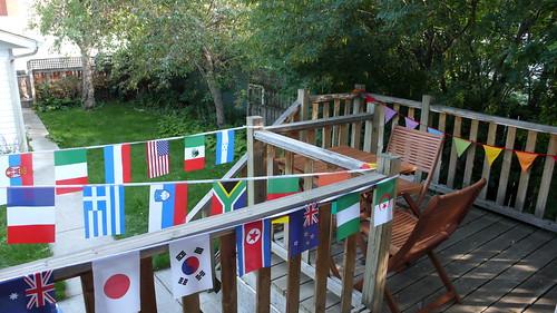 sunnyside deck