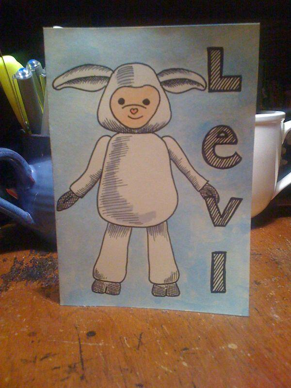 Levi lamby