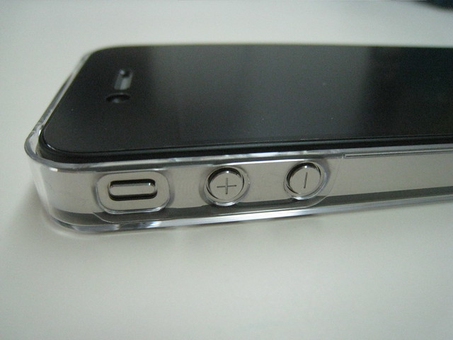 Side View With Casing On