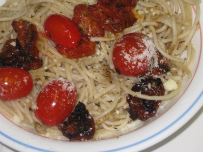 Twofer Pasta @ The Comfy Cook