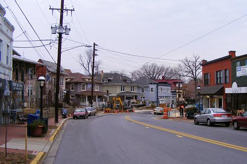 Carroll Avenue, Takoma Park