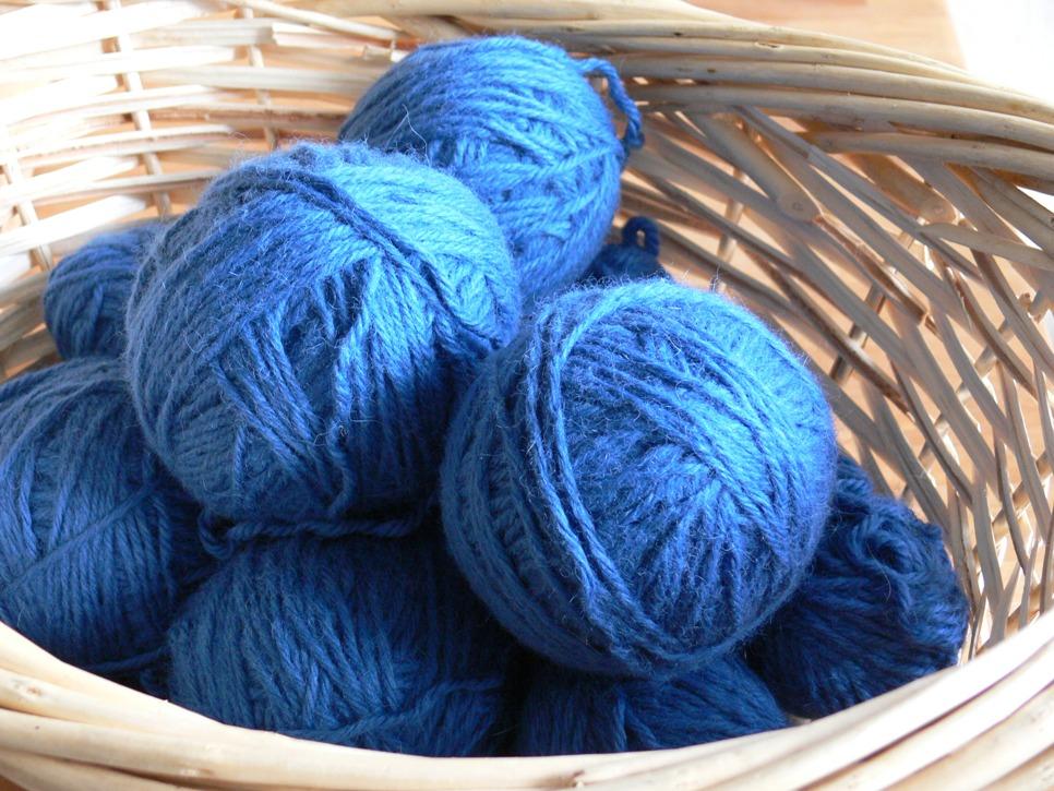 Jenny: Blue Cardigan