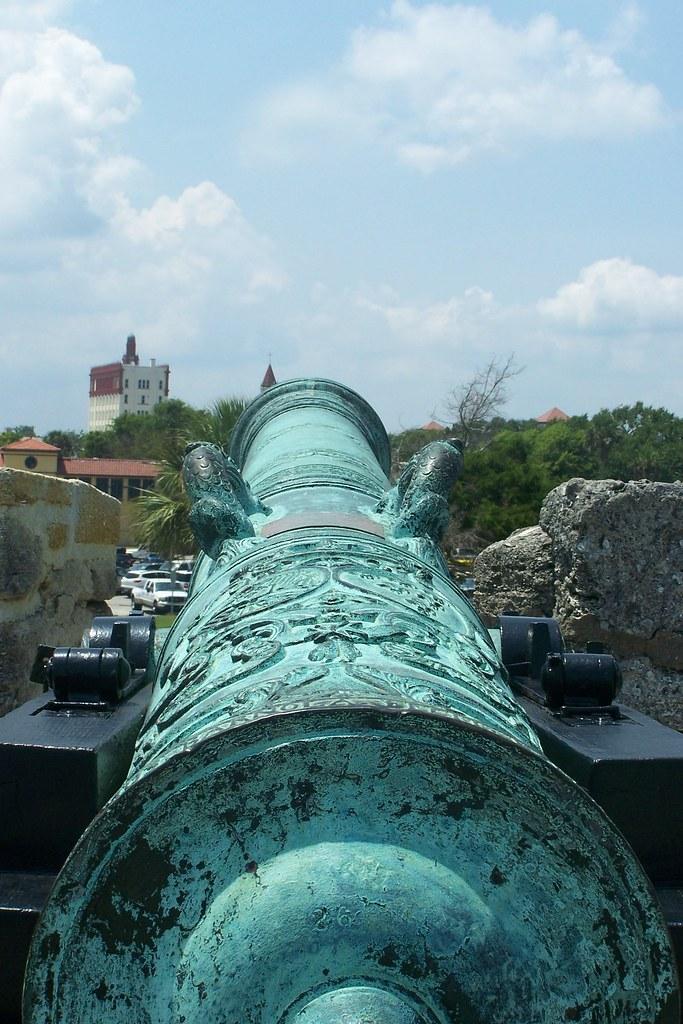 Castillo de San Marcos, St. Augustine Florida