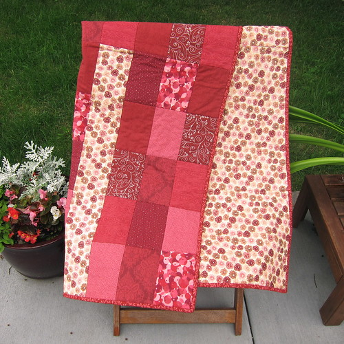#215 - Girlee Quilt Finished!