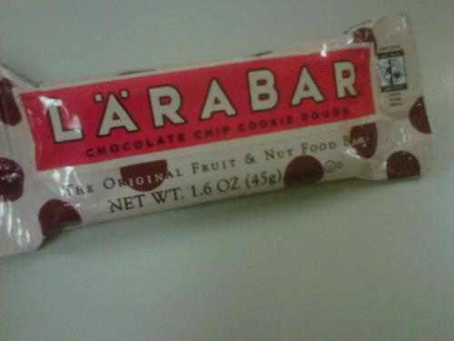 Best Larabar ever!